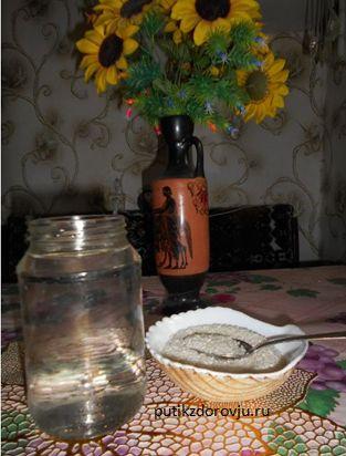 Чистка организма рисом-2