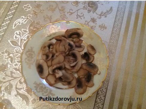 Рецепты приготовления грибов шампиньонов-8