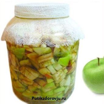 Яблочный уксус — полезные свойства и применение-2