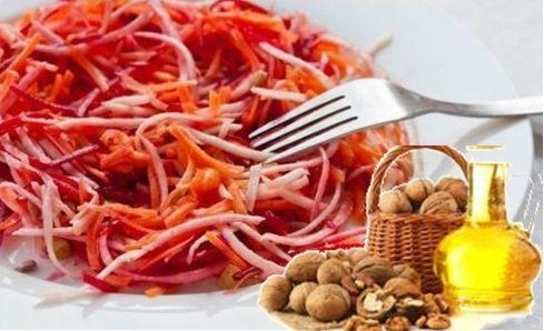 Лецитин. Рецепты простых и вкусных салатов, содержащих натуральный лецитин-2