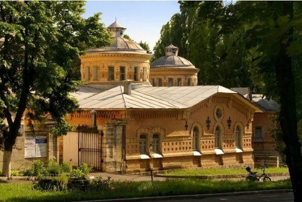 Пятигорск. Ермоловские ванны