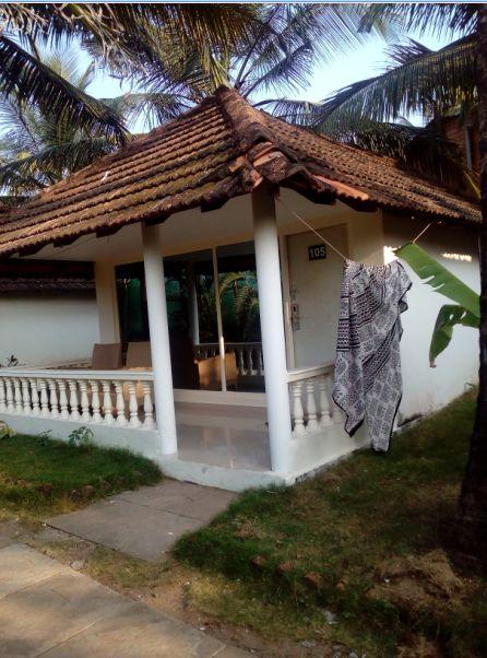 Путешествие в Индию. Отзыв об отеле Morjim Holiday Beach Resort 2-5