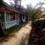 Путешествие в Индию. Отель Morjim Holiday Beach Resort 2*