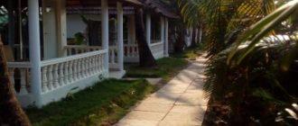 Путешествие в Индию. Отзыв об отеле Morjim Holiday Beach Resort 2-8