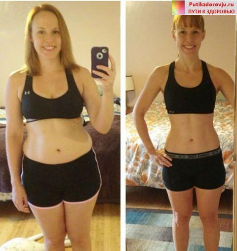 Планка для похудения отзывы и результаты фото