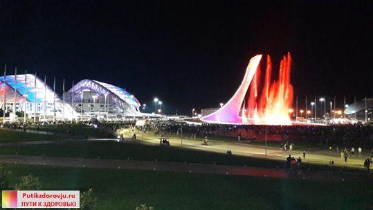Отдых в Адлере в октябре 2018-11