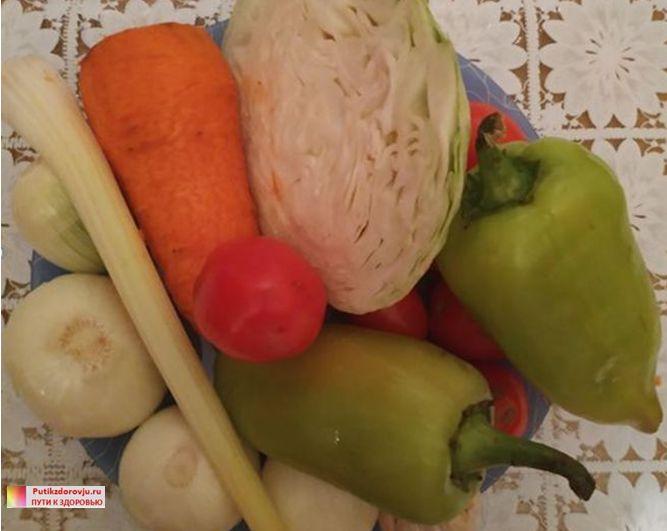 Рецепт лукового супа с седьдереем-2