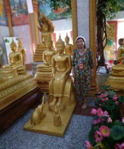 Таиланд. Храм Будды