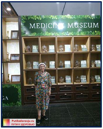 Азия Сафари.Музей народной медицины-3