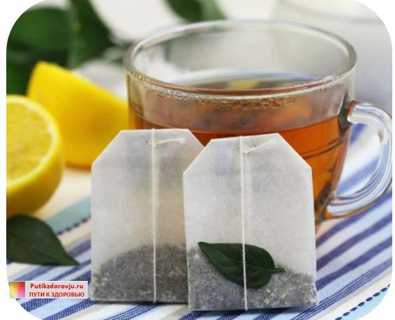 Чай в пакетиках-1