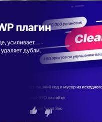 плагин Clearfy Pro для Вордпресс