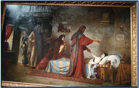 Воскрешение дочери Иаира-3