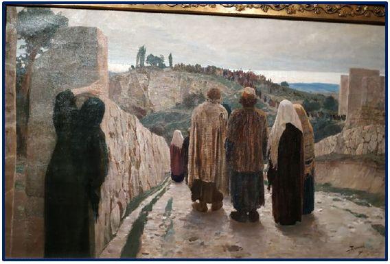 Выставка Поленова в Москве-14