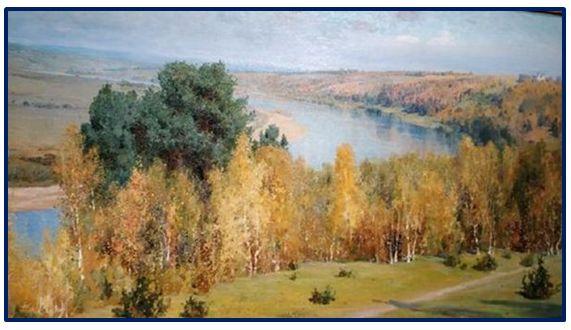Выставка Поленова в Москве-22
