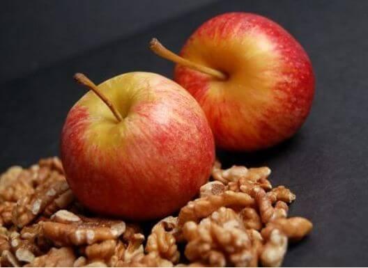 Разгрузочный день на яблоках и орехах. Заповедь 2 Андрея Ворона