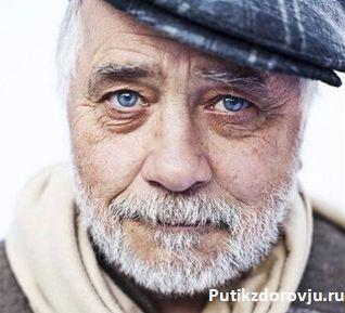 Почему человек стареет-1