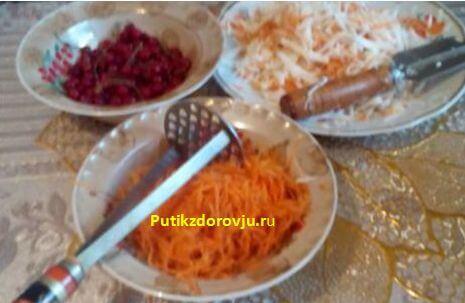 Как квасить капусту в банке – рецепт4