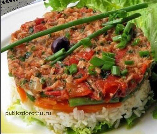 Лецитин. Рецепты простых и вкусных салатов с содержанием лецитина-5